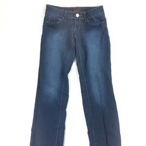 YMI Women's Skinny Straight Legs Jeans Sz 5 Q173